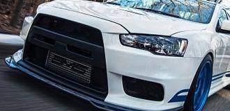 Mitsubishi Evo X Auto Parts